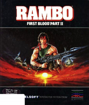 Rambo : First Blood Part II sur PC