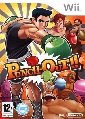 Punch-Out!! sur Wii
