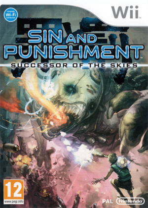 Sin and Punishment : Successor of the Skies sur Wii