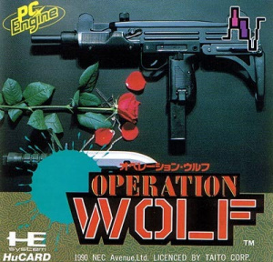 Operation Wolf sur PC ENG