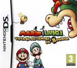 Mario & Luigi : Voyage au Centre de Bowser sur DS