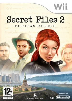 Secret Files 2 : Puritas Cordis sur Wii
