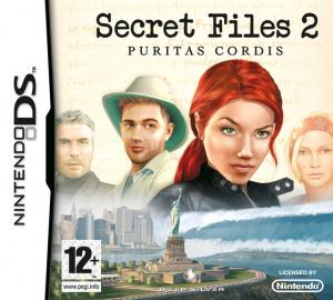 Secret Files 2 : Puritas Cordis sur DS