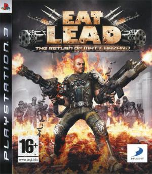 Eat Lead : The Return of Matt Hazard sur PS3