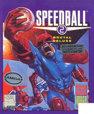 Speedball 2 sur Amiga