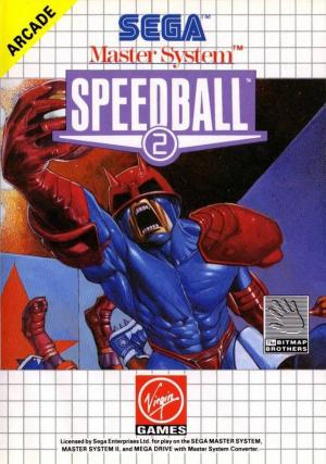 Speedball 2 sur MS