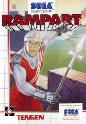 Rampart sur MS