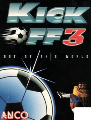 Kick Off 3 sur Amiga