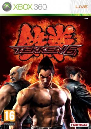Tekken 6 sur 360