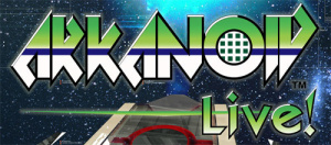 Arkanoid Live sur 360