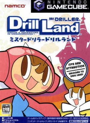 Mr. Driller : Drill Land sur NGC