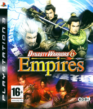 Dynasty Warriors 6 : Empires sur PS3