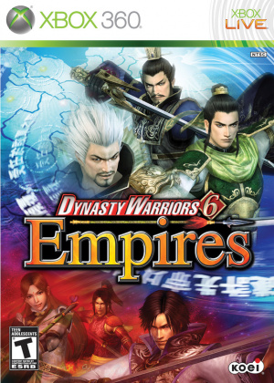 Dynasty Warriors 6 : Empires sur 360