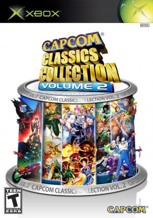 Capcom Classics Collection Vol. 2 sur Xbox