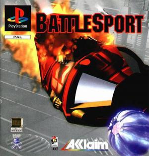 BattleSport sur PS1