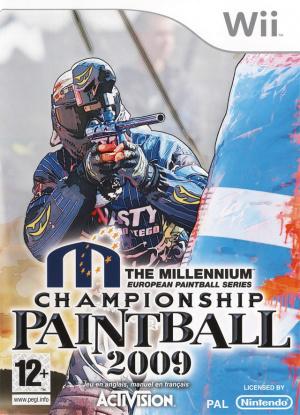 Millennium Championship Paintball 2009 sur Wii