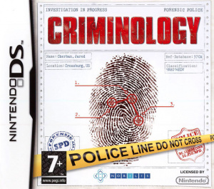 Criminology sur DS