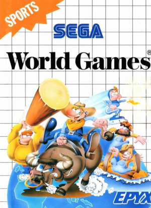 World Games sur MS
