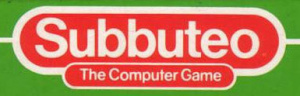 Subbuteo sur PC