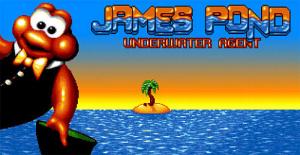 James Pond : Underwater Agent sur ST