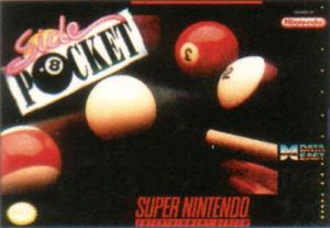 Side Pocket sur SNES