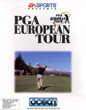 PGA European Tour sur Amiga
