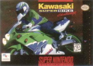 Kawasaki Superbikes sur SNES