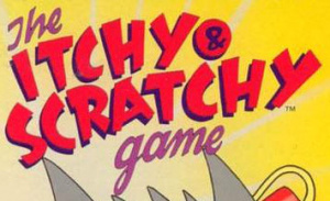The Itchy & Scratchy Game sur MS