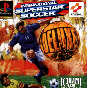 International Superstar Soccer Deluxe sur PS1
