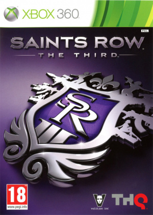 Saints Row : The Third sur 360