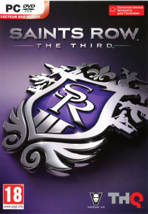 Saints Row : The Third sur PC