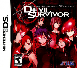 Shin Megami Tensei : Devil Survivor sur DS