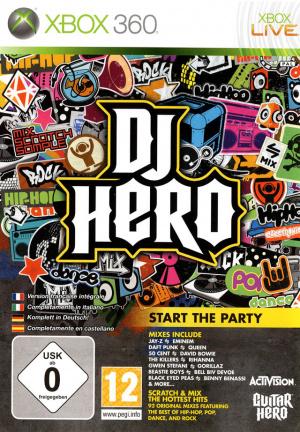 DJ Hero sur 360