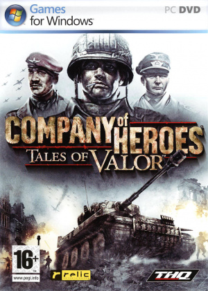 Company of Heroes : Tales of Valor sur PC