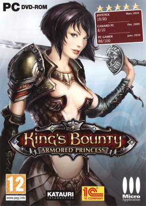 King's Bounty : Armored Princess sur PC
