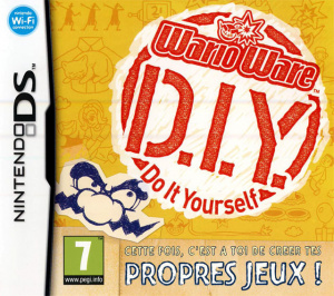 Wario Ware : Do It Yourself sur DS