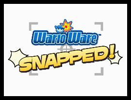 Wario Ware : Snapped!