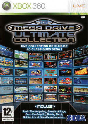 Sega Mega Drive Ultimate Collection sur 360