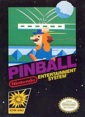 Pinball sur Nes