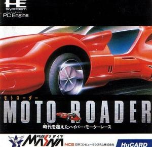 Moto Roader sur PC ENG