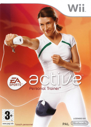 EA Sports Active : Personal Trainer sur Wii