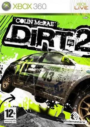 Colin McRae : DiRT 2 sur 360