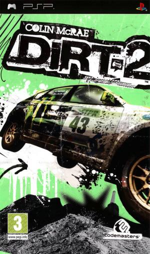 Colin McRae : DiRT 2 sur PSP