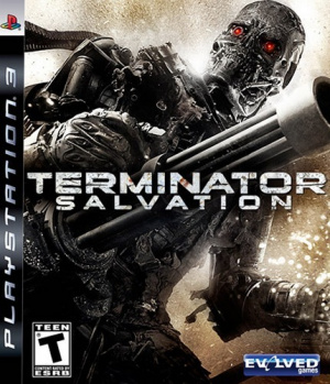 Terminator Renaissance sur PS3