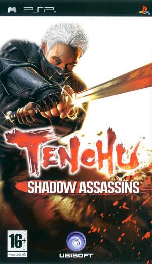 Tenchu Shadow Assassins sur PSP