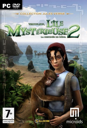 Retour sur l'Ile Mystérieuse 2 sur PC
