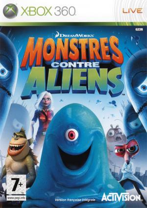 Monstres contre Aliens sur 360