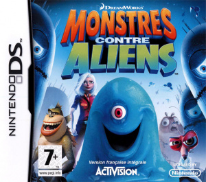 Monstres contre Aliens sur DS