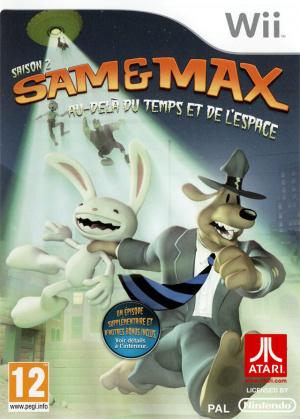 Sam & Max : Saison 2 : Au-Delà du Temps et de l'Espace sur Wii