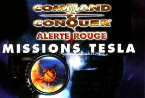 command and conquer alerte rouge mission tesla pc